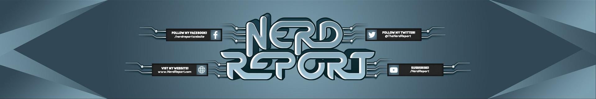 Nerd Report logo