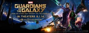 Five New GUARDIANS OF THE GALAXY TV Spots