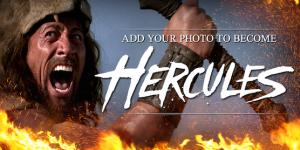 """HERCULES: """"I Am Hercules"""" App"""