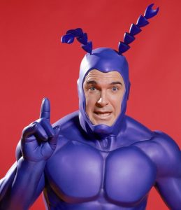 PATRICK WARBURTON May Reprise His Role As THE TICK!
