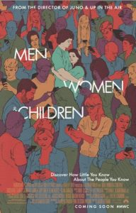 "Official Poster for ""Men, Women and Children"""