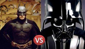 Must Watch Video: BATMAN vs DARTH VADER – Super Power Beat Down!