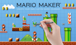 New MARIO MAKER Footage From The Game Awards!