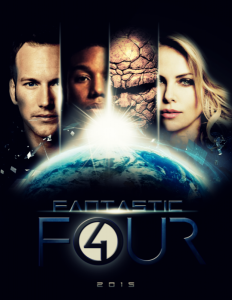 New FANTASTIC FOUR Trailer!