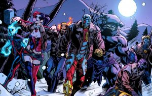 First look at THE SUICIDE SQUAD