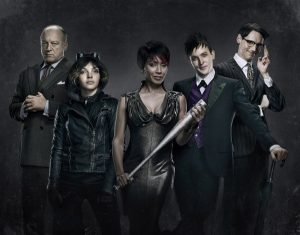 'The Flying Graysons' Footage From GOTHAM