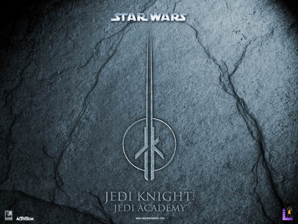 Star Wars Jedi Knight Jedi Academy Wallpaper Nerd Report