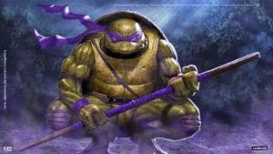 TMNT: Donatello Lives!