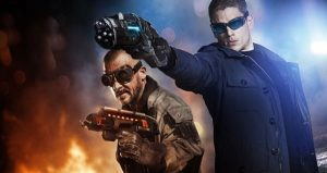 New 'FLASH' Poster Features Captain Cold and Heat Wave