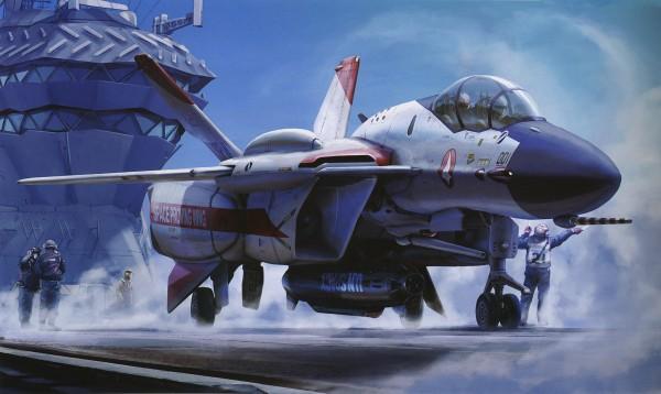 robotech-tenjin-hidetaka-art-works-of-macross-valkyries-5