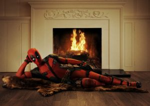 First Image Of 'DEADPOOL' Suite With Ryan Reynolds