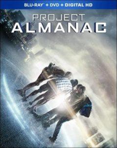 PROJECT ALMANAC arrives on Blu-ray