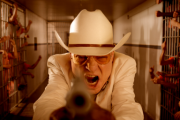 Dieter Laser in The Human Centipede III (Final Sequence)