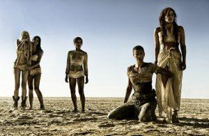 Furiosa's gang in Mad Max: Fury Road