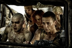 A Sunday drive in Mad Max: Fury Road