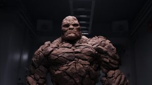 New Poster Of THE FANTASTIC FOUR Gives Us A Look at THE THING