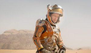 Matt Damon IS The Martian