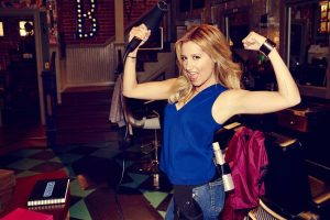 Ashley Tisdale in Clipped