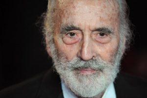 Actor CHRISTOPHER LEE Has Passed At 93 This Morning