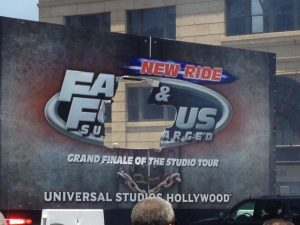 Fast & Furious Supercharged: The Fastest, Most Furious Ride