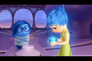 Sadness and Joy in Inside Out