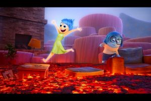 Joy and Sadness in Inside Out