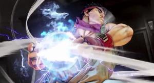 E3 2015: Sony Shows Off STREET FIGHTER V