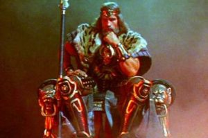 Franchise Fred News: Arnold Talks Legend of Conan