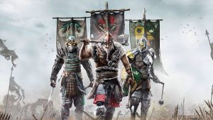 E3 2015: Ubisoft's New Game, For Honor Gets Gameplay Footage
