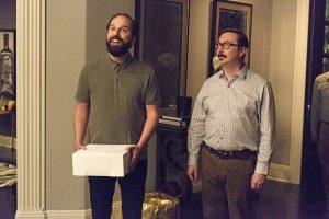 Brett Gelman and John Hodgman in Married on FX