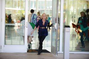 Tara Reid as April Wexler in Sharknado 3: Oh Hell No!