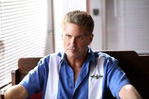 David Hasselhoff as Gilbert Shepard in Sharknado 3: Oh Hell No!