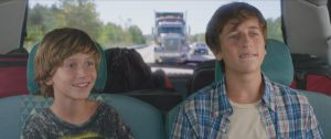 Steele Stebbins and Skyler Gisondo are the new Griswold kids.