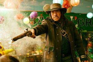 Danny Trejo as The Regulator in From Dusk Till Dawn: The Series