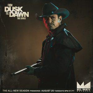 Jesse Garcia as Freddie Gonzalez in From Dusk Till Dawn: The Series