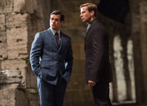 The Man From U.N.C.L.E. Movie Review From F.R.E.D.