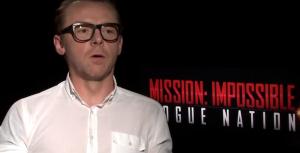 Watch Simon Pegg Rank All Six STAR WARS Movies