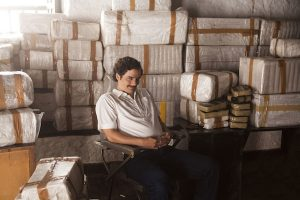 Narcos Exclusive: Wagner Moura on Pablo Escobar and the Elite Squad Reunion