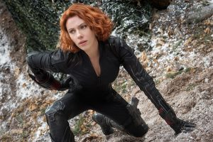 Marvel's Avengers: Age Of Ultron..Black Widow/Natasha Romanoff (Scarlett Johansson)..Ph: Jay Maidment..?Marvel 2015