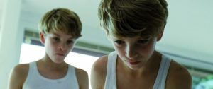 Lukas and Elias Schwarz in Goodnight Mommy