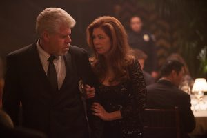 Ron Perlman and Dana Dalany in Hand of God on Amazon Prime