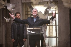 TCA Interview: Ron Perlman on Hand of God