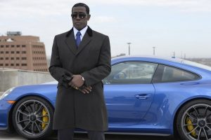 Mr. Johnson (Wesley Snipes) lookin' good in The Player