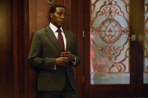 Wesley Snipes IS Mr. Johnson on The Player
