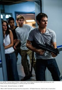 Scorch Trials Exclusive: Thomas Brodie-Sangster Answers Fan Questions