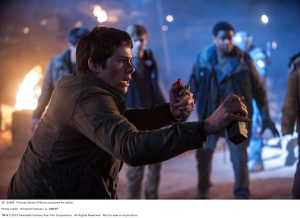 Scorch Trials Exclusive: Wes Ball on The Middle Chapter and The Death Cure