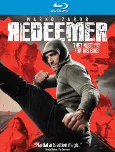 Redeemer now on Blu-ray and DVD