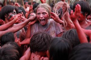 Check out the first RED BAND Clip from THE GREEN INFERNO!