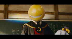 Unkillable Teacher in Assassination Classroom