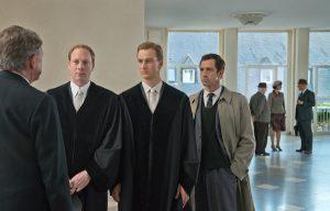 Johann von Bülow (Rolle: Otto Haller), Alexander Fehling (Rolle: Johann Radmann), André Szymanski (Rolle: Thomas Gnielka)